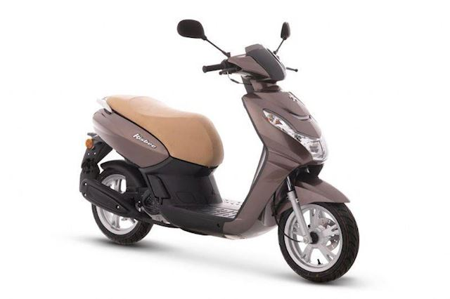 Peugeot KISBEE occasion - Scooterport