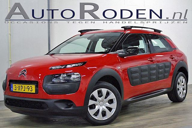 Citroen C4 Cactus 1.2 PureTech Feel ECC/ Cruise Control/ Camera