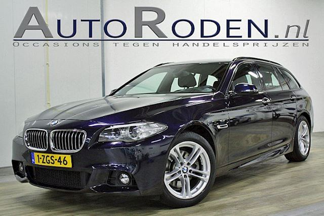 BMW 5-serie 520D Executive Upgrade M-Sport Ed. Aut.