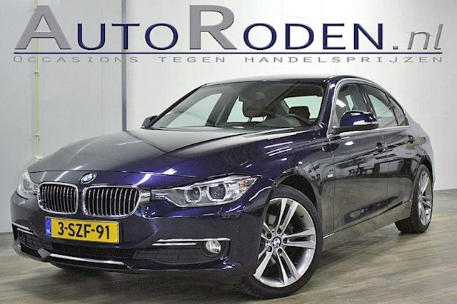 BMW 3-serie 320i High Executive Luxury Line