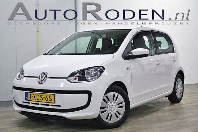Volkswagen up! 1.0 Blue Motion Move Up! AirCo + Navigatie