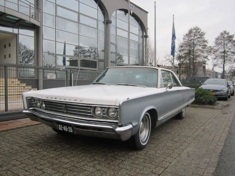 Chrysler Newport coupe 6,3 v8  330 pk occasion - HG Auto's