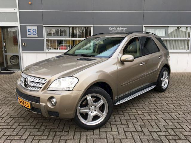 Mercedes-Benz M-klasse 420 CDI Edition 10