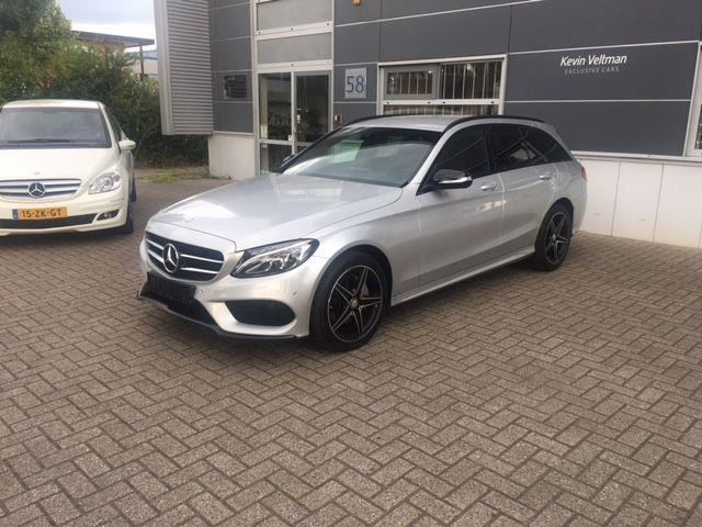 Mercedes-Benz C-klasse 220cdi bluetec edition 1 7g-tronic plus aut