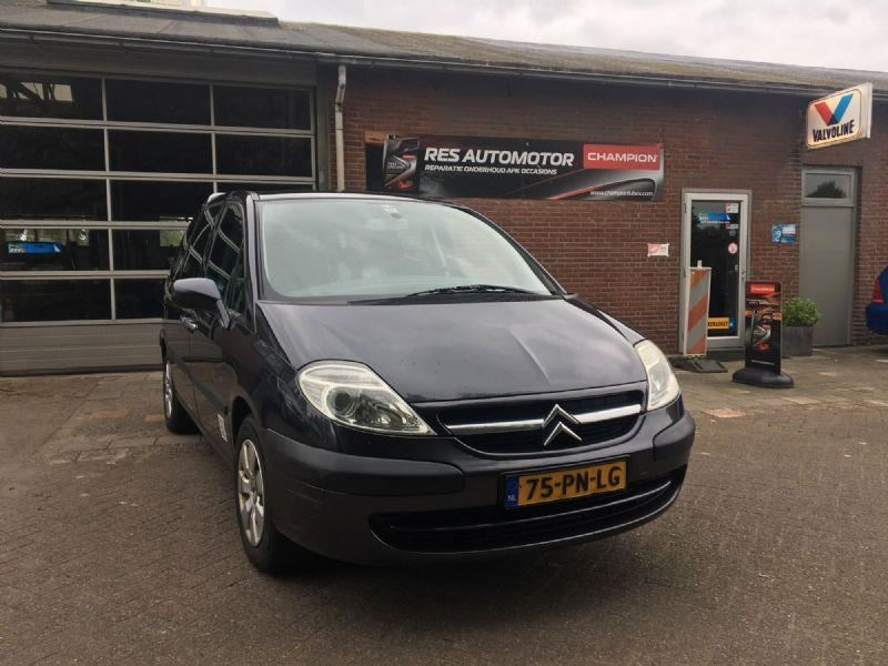 Citroen C8 occasion - RESAUTOMOTOR