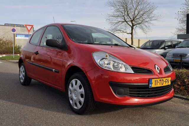 Renault Clio 1.2-16V Authentique/AIRCO/nwe APK/NAP/Z.G.STAAT