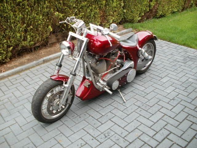 Harley Davidson Chopper occasion - AG Auto's