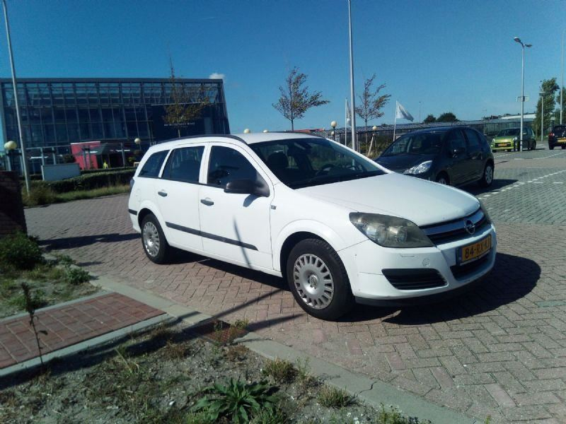 Opel Astra occasion - R.v.G. Auto