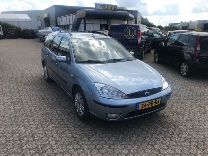 Ford Focus occasion - AG Auto's