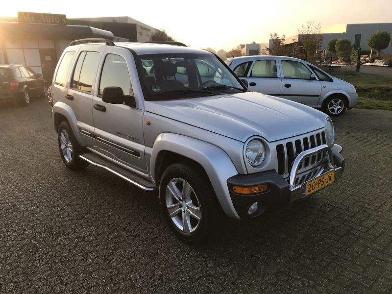 Jeep Cherokee occasion - AG Auto's