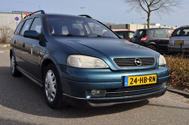 Opel Astra Wagon 2.2-16V Sport 147pk/AIRCONDITIONING/CRUISE CONTROL/nieuwe APK/NAP/ZEER GOEDE STAAT
