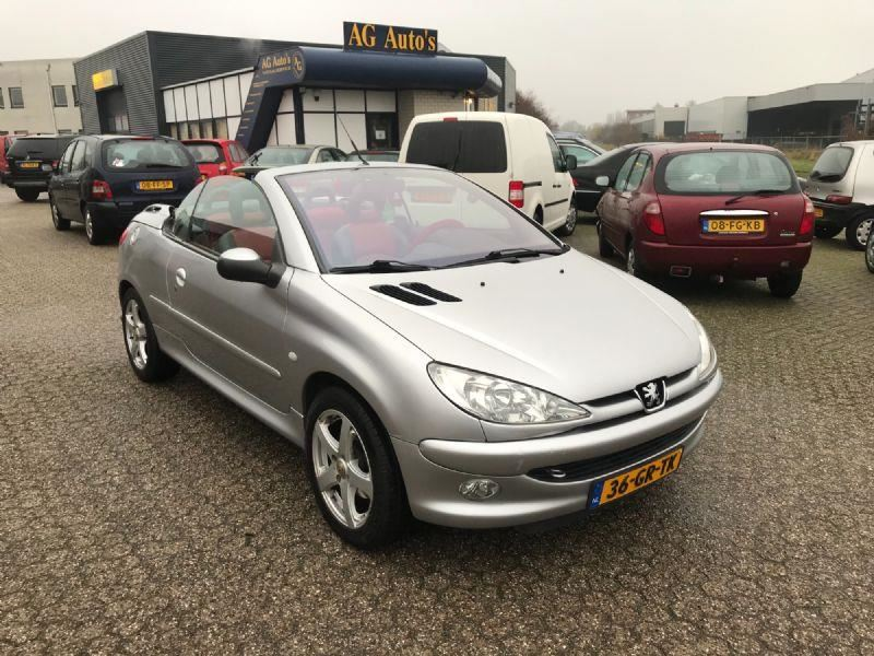Peugeot 206 occasion - AG Auto's
