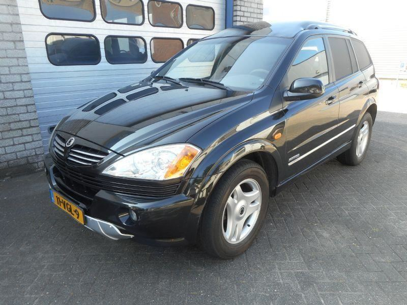 SsangYong Kyron occasion - Autobedrijf J. Weber
