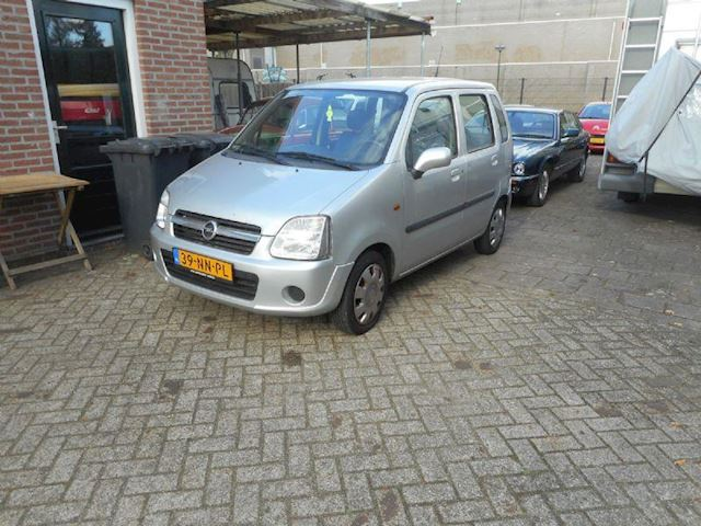 Opel Agila 1.2-16V Enjoy