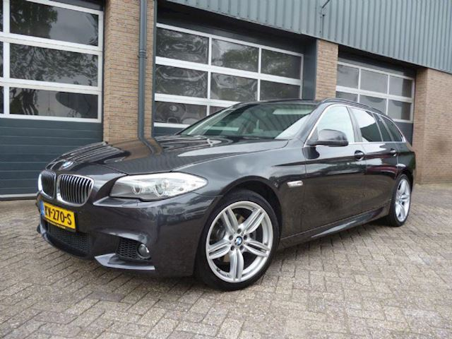 BMW 5-serie Touring 520d High Executive M-pakket