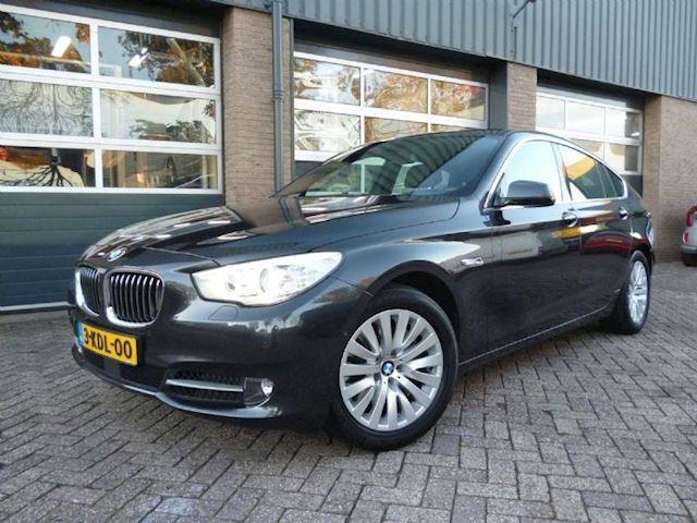 BMW 5-Serie GT 5-serie Gran Turismo 530d Corporate Lease High Executive