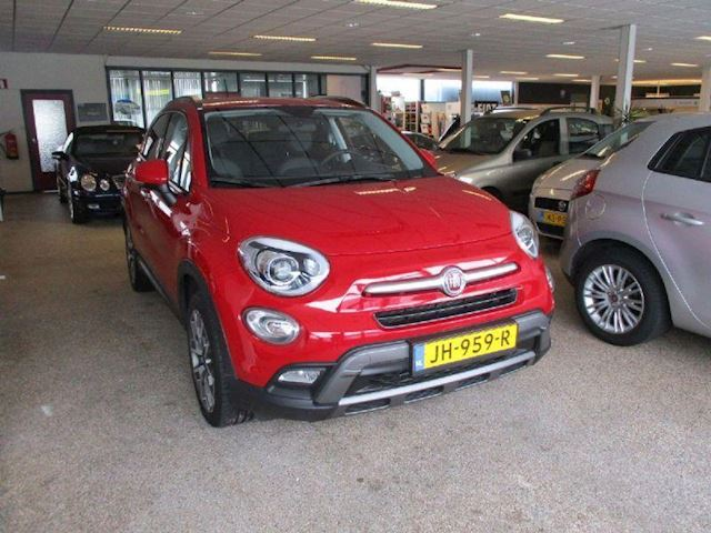 Fiat 500 X Cross 1.4 Turbo MultiAir CrossPlus