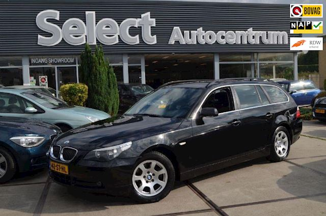 BMW 5-serie 523i Business Line | Navi | Cruise  | NAP
