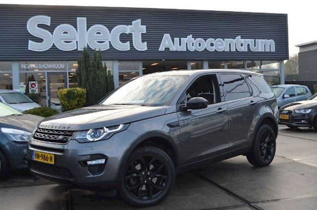 Land-Rover Discovery Sport 2.2 TD4 | Navi | Leer |