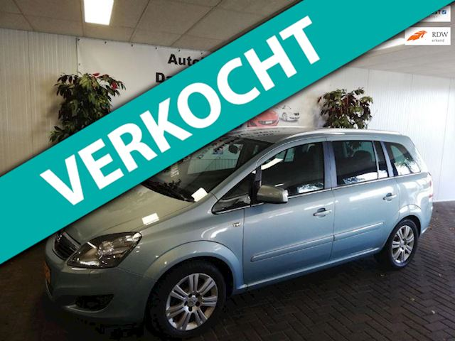 Opel Zafira 1.8 Cosmo automaat7-persoons