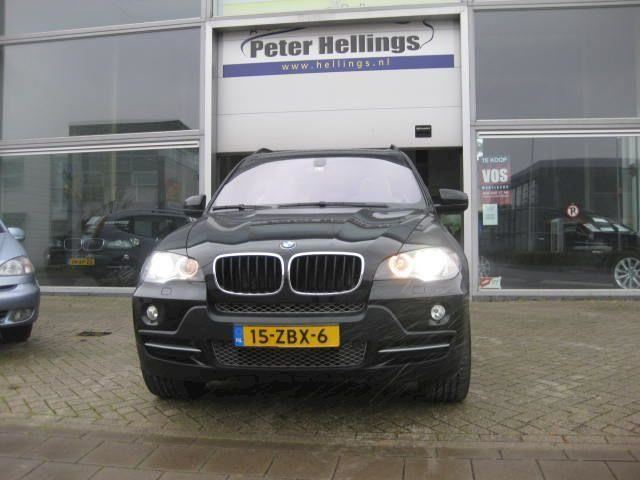 BMW X5 3.0d High Exe 7 persoons