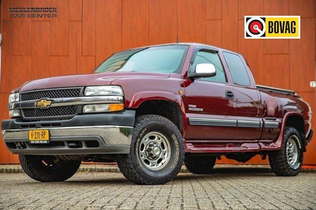 Chevrolet Silverado occasion - Meulenbroek Car Center