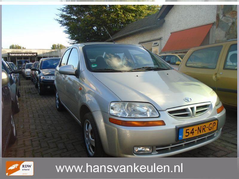 Daewoo Kalos occasion - Van Keulen Auto's