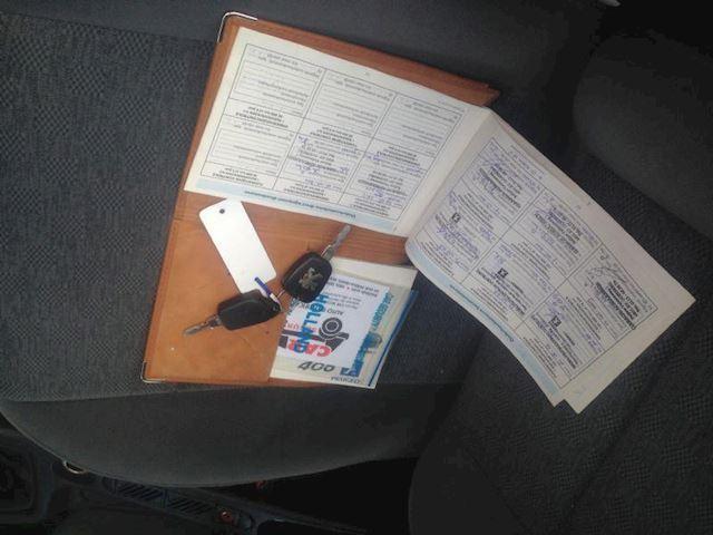 Peugeot 406 1.8 ST Sedan 1e EIGENAAR!!! VERKOCHT