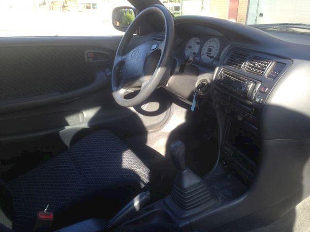 Toyota Corolla 1.6 GTSi 3drs 1e EIGENAAR GERESERVEERD
