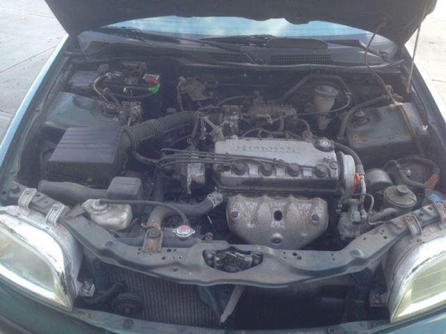 Honda Civic 1.4I S AUTOMAAT VERKOCHT!!!!!