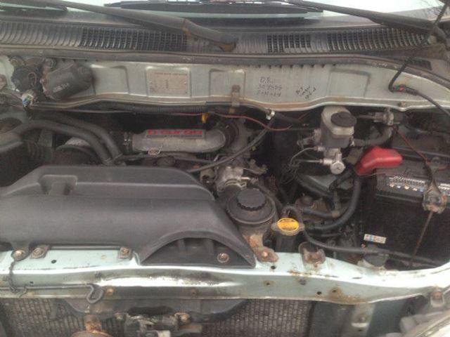 Toyota HiAce 2.4 TD kwb  DC