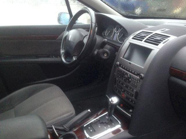 Peugeot 407 2.0 st aut NAVI