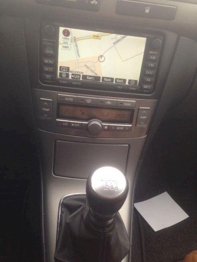 Toyota Avensis 2.2 D-CAT 2007 GERESERVEERD !!!