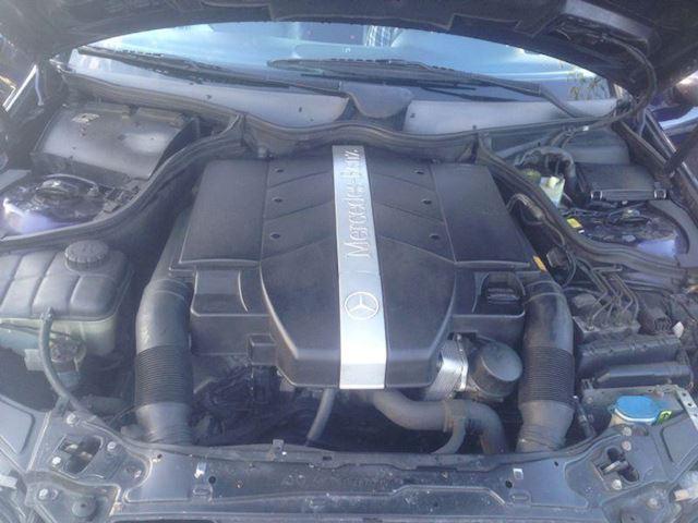 Mercedes-Benz C-klasse C 320 AVANTGARDE VERKOCHT !!!!!