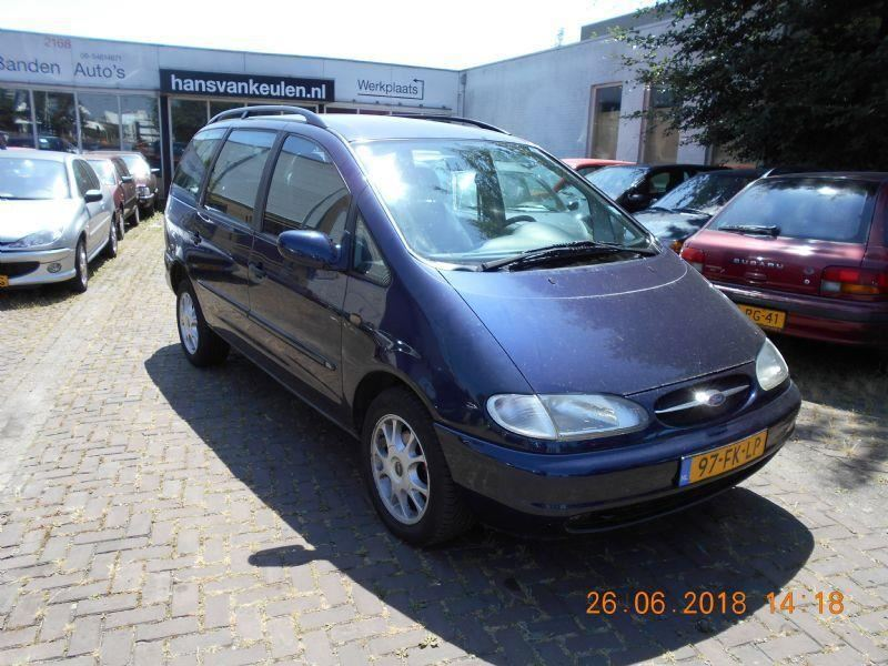 Ford Galaxy occasion - Van Keulen Auto's