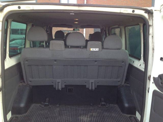 Ford Transit Tourneo 300S 9Pers GERESERVEERD !!!