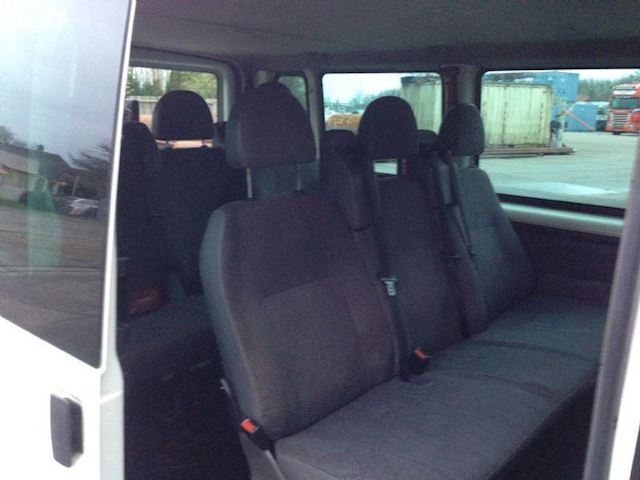 Ford Transit 2.0tdi 63kW 9Pers.Airco GERESERVEERD !!!