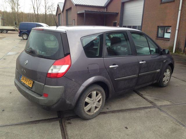 Renault Grand scenic 1.5dci dynamique 7pers.GERESERVEERD