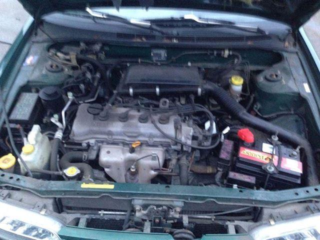 Nissan Almera 1.4i Pulsar 5drs Airco
