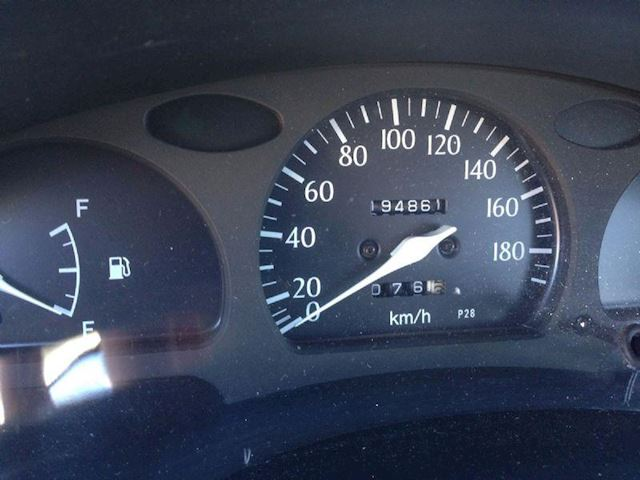 Toyota Starlet 1.3 XLI 5D GERESERVEERD!!!