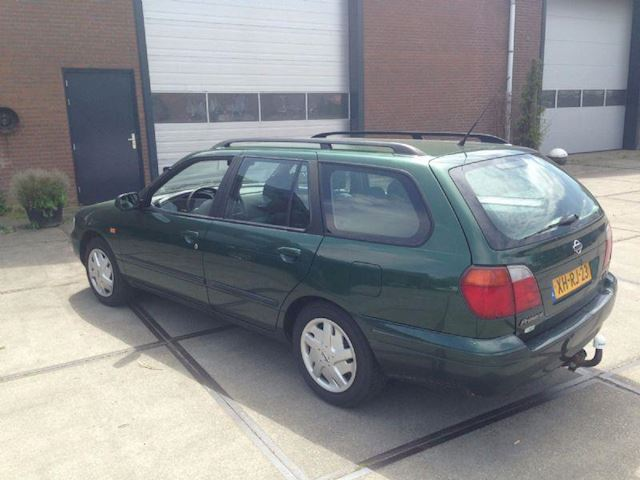 Nissan Primera 1.6 Estate SLX 1998 AIRCO GERESERVEERD !!!