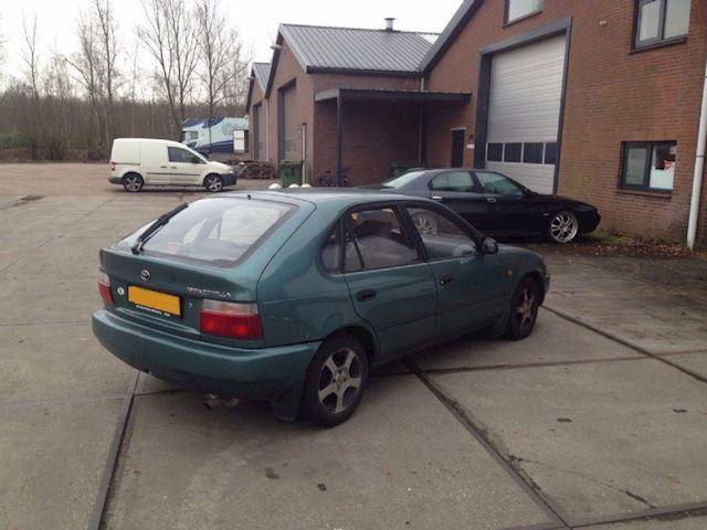 Toyota Corolla 1.3i XLI HB 5DRS VERKOCHT
