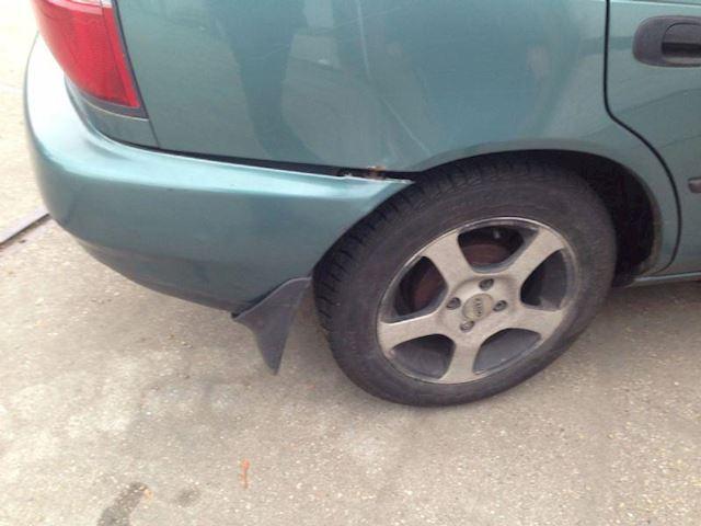 Toyota Corolla 1.3i XLI HB 5DRS VERKOCHT !!!