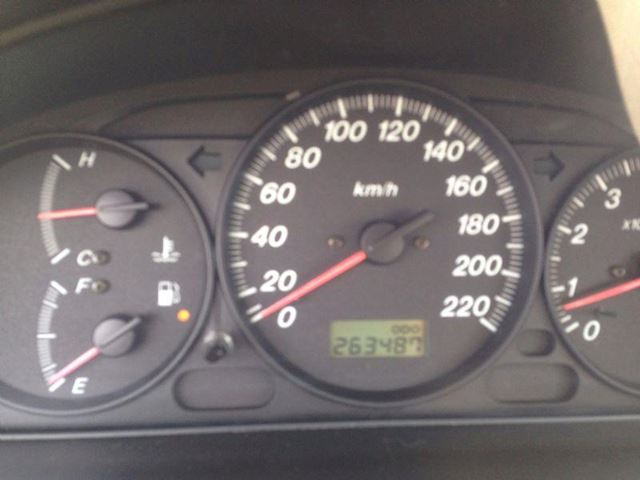 Mazda 323 1.5 LX 16v Fastbreak GERESERVEERD !!!