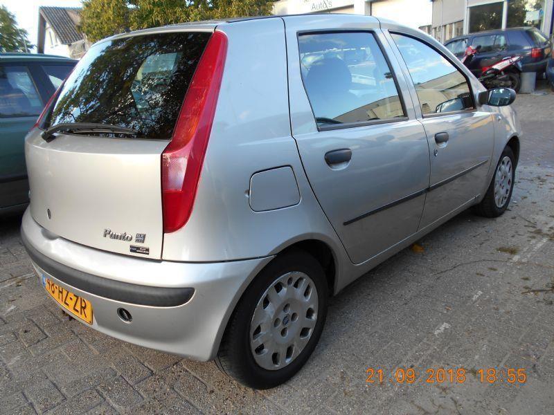 Fiat Punto occasion - Van Keulen Auto's