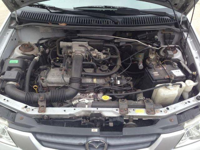 Mazda Demio 1.5 Exclusive AIRCO GERESERVEERD !!!
