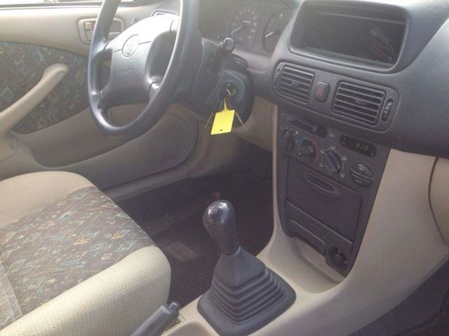 Toyota Corolla 1.6 GTSi HB 3DRS AIRCO 1998 GERESERVEERD!!!