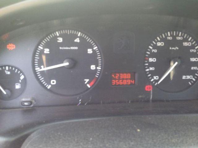 Peugeot 406 1.8 16v G3 CLIMA