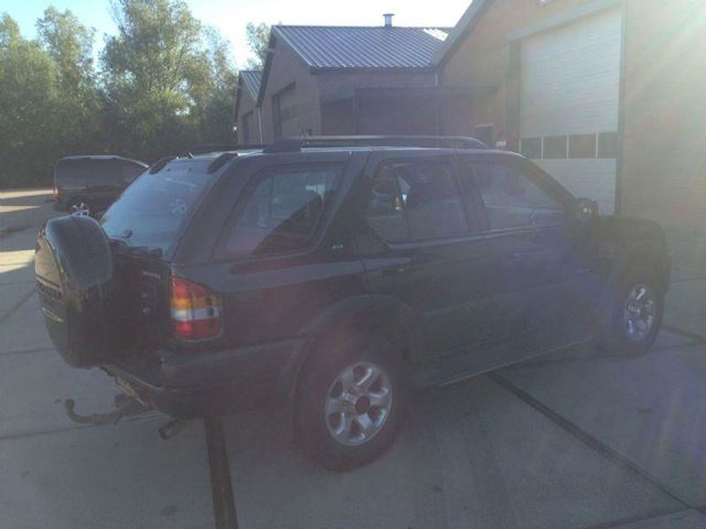 Opel Frontera 3.2 V6 LIMITED AIRCO GERESERVEERD