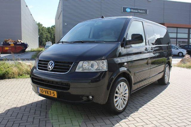 Volkswagen Multivan Business Highline California editie 2.5 TDI Automaat